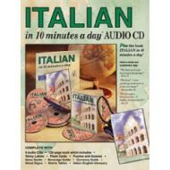 Italian in 10 minutes a day - AUDIO CD
