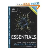 Essentials Design & Tech Graphic products Revision Guide