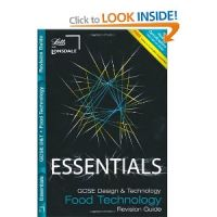 Essentials Food  Technology GCSE Design & Tech Revision Guide