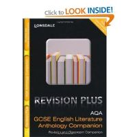 Revision plus GCSE English Literature Abthology Companion