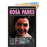 Graphic Biographies Rosa Parks