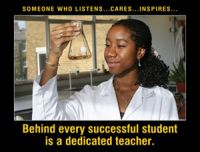 Successful Student (Laminated)