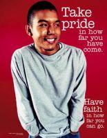 Take Pride (Laminated)