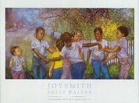 Sally Walker (A fine art mini print)