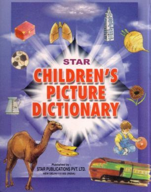 Star Children's Picture Dictionary - English/Persian