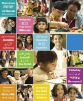 Laminated Multicultural Welcome Poster